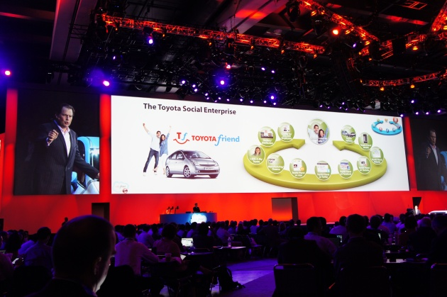 Toyota Becomes a Social Enterprise with Toyota Friends