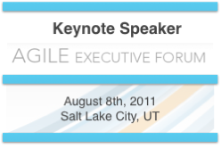 Dion Hinchcliffe Keynote at The Agile Executive Forum 2011