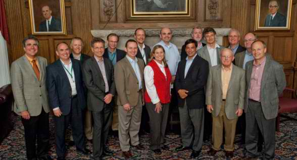 Tuck School of Business CIO Roundtable in October 2011