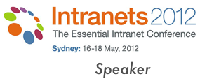 Intranets 2012 Australia by Dion Hinchcliffe