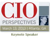 CIO Perspective Atlanta | March 2013 | Opening Keynote by Dion Hinchcliffe