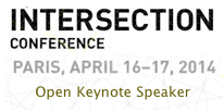 Intersection Conference Keynote Speaker April 2014 Dion Hinchcliffe