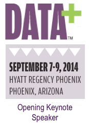 Data+ Conference in Phoenix Arizona September 11th, Opening Keynote by Dion Hinchcliffe