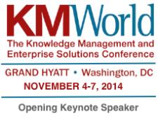 KMWorld 2014 Opening Keynote Speaker Dion Hinchcliffe
