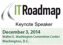 IT Roadmap DC 2014 Keynote by Dion Hinchcliffe