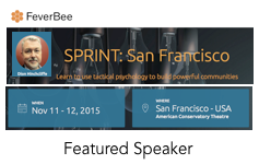 Feverbee Sprint 2015 Featured Speaker Dion Hinchcliffe on Online Community