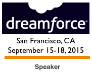 Dion Hinchcliffe Speaks at Dreamforce 2015 in San Francisco, CA