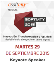 Softcmt 2015 - Dion Hinchcliffe Keynote Speech in Monterrey, Mexico in September, 2015