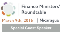 Finance Ministers Roundtable March 9th 2016 in Nicaragua Managua Keynote by Dion Hinchcliffe