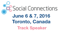 Social Connection 10 | Toronto, Canada | Session Track by Dion Hinchcliffe