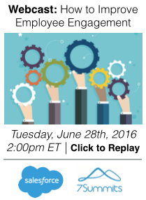 Webinar: How to Improve Employee Engagement with Online Community by Dion Hinchcliffe