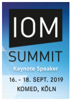 IOM Summit 2019 Keynote by Dion Hinchcliffe in Cologne, Germany #ioms19