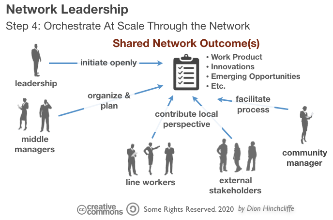 Network Leadership | Step 4: Orchestrate and Co-Create Through the Network