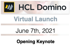 HCL Domino Launch Virtual Event Keynote by Dion Hinchcliffe